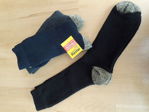 Chaussettes inusables KEVLAR