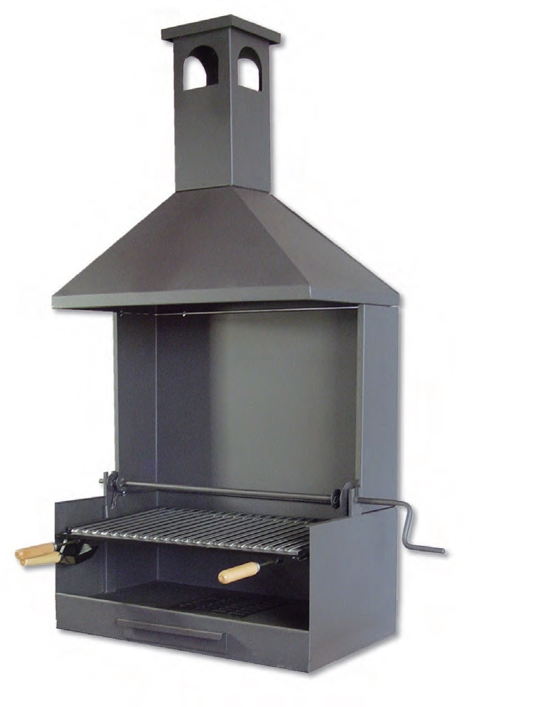 Barbecues argentins, grille et plancha grilles pour barbecues